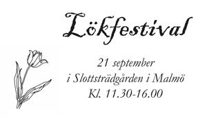 Lökfestival i Slottsträdgården 2014