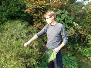 Arboretumvisning 11